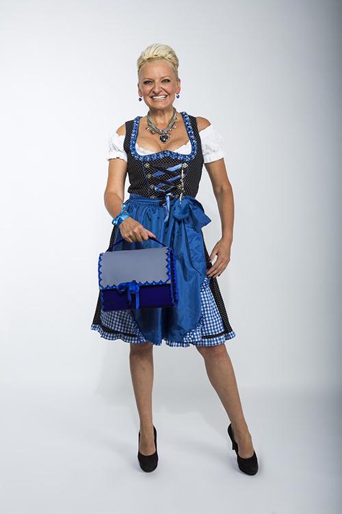 Evelyn-Lynch-Augenschmaus-Classic-Blau
