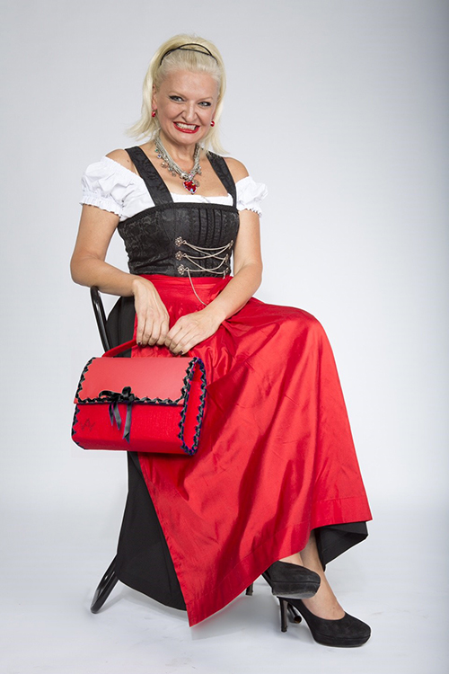 Evelyn-Lynch-Augenschmaus-Classic-Rot