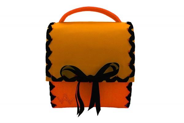 Herzerl Klassik Orange Orange