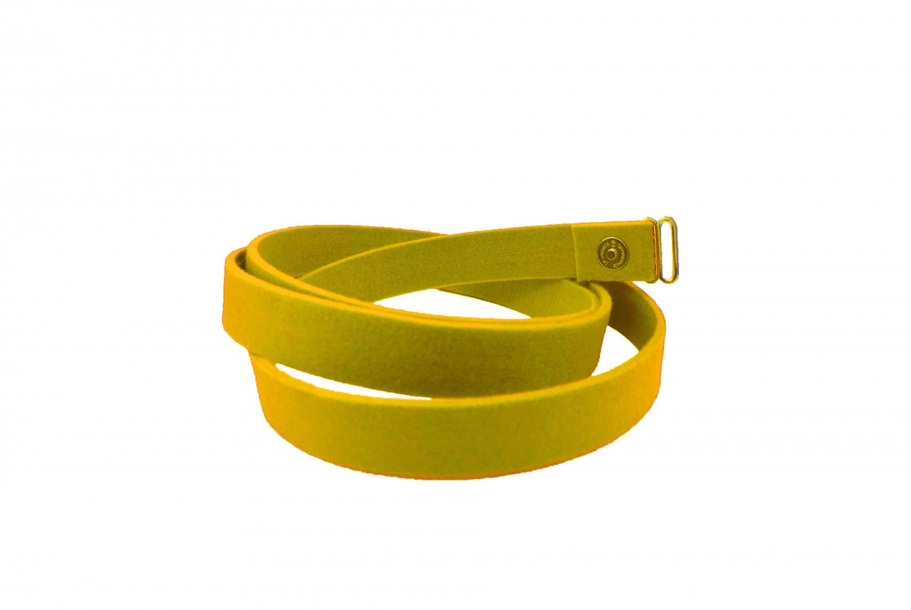 Verlängerung Tragegurt Damen Gelb