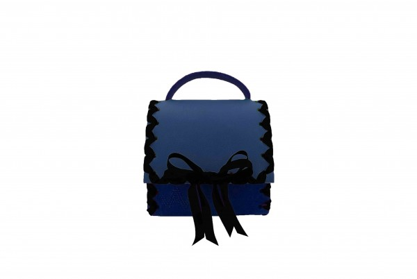 Zuggaschneggal Klassik Blau Capriblau