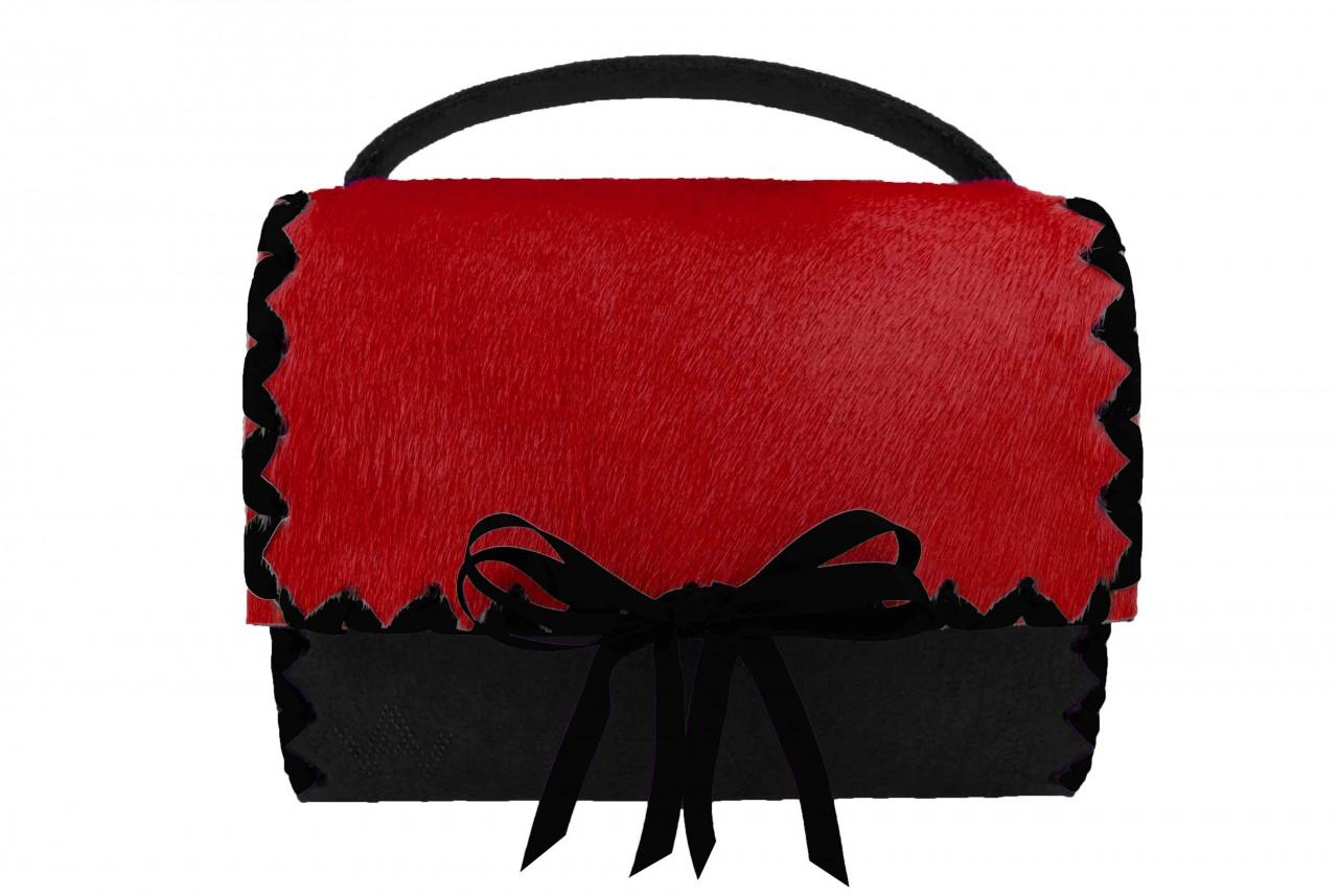 Augenschmaus Exklusiv Schwarz Rot