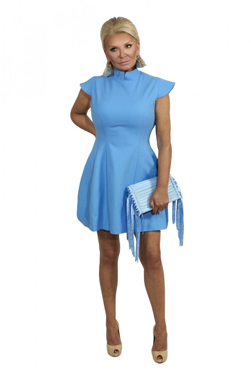 Kleid Eve Baby Blue