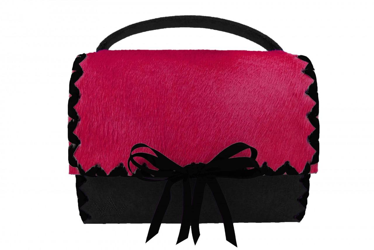 Augenschmaus Exklusiv Schwarz Pink