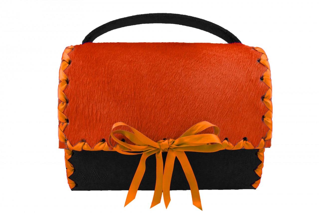 Augenschmaus Exklusiv Schwarz Orange