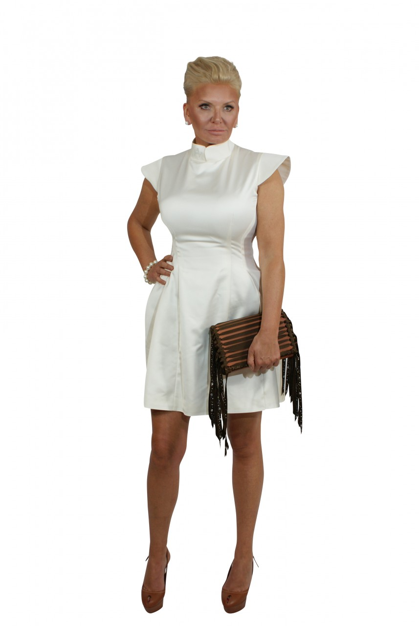 Kleid Eve Just White