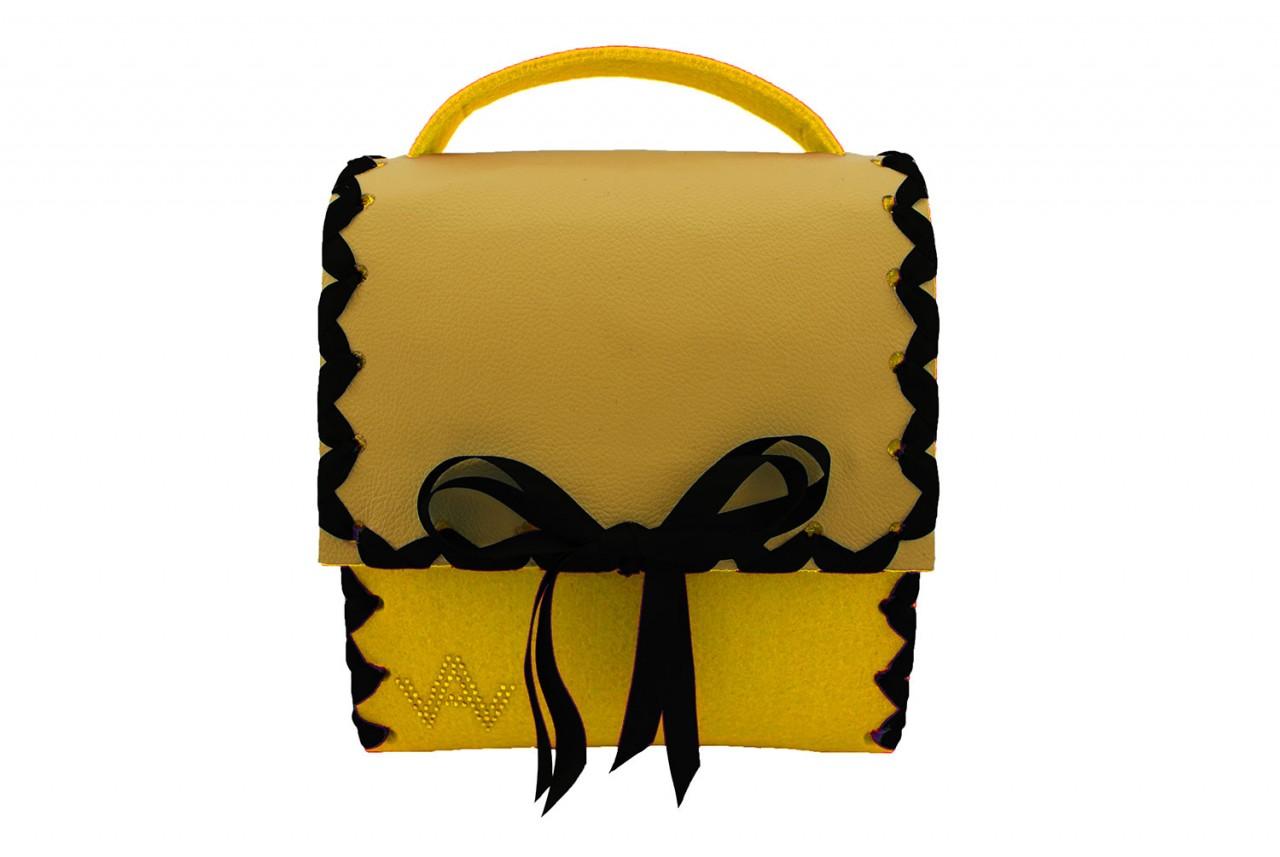 Herzerl Klassik Gelb Gelb